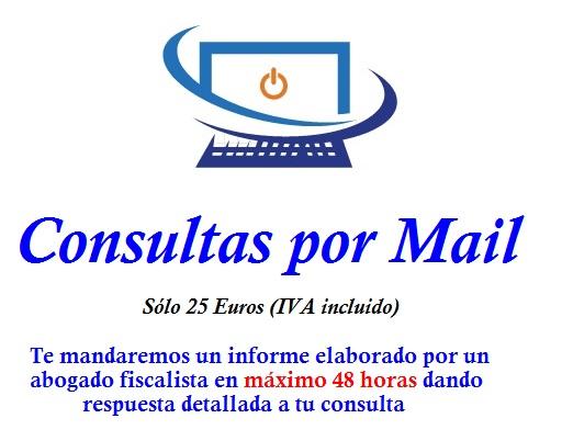 Consultas por Mail Abogado Fiscalista