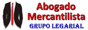 Logo Abogado Mercantilista con Grupo Legarial